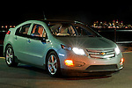 Electric and gas 2012 Chevrolet Volt