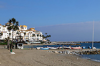 Beach, Puerto Banus, Marbella, Spain, November, 2015, 201511121794<br /> <br /> Copyright Image from Victor Patterson, 54 Dorchester Park, Belfast, UK, BT9 6RJ<br /> <br /> t1: +44 28 9066 1296 (from Rep of Ireland 048 90661296)<br /> t2: +44 28 9002 2446 (from Rep of Ireland 048 90022446)<br /> m: +44 7802 353836<br /> <br /> e1: victorpatterson@me.com<br /> e2: victorpatterson@gmail.com<br /> <br /> www.victorpatterson.com<br /> <br /> IMPORTANT: Please see my Terms and Conditions of Use at www.victorpatterson.com