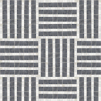 Name: Grate<br /> Style: Contemporary<br /> Product Number: NRFGRATE<br /> Description: 24&quot;x 24&quot; Grate in Bardiglio, Calacata Tia (p)