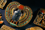 Pectoral scarab of King Tutankhamun, New Kingdom