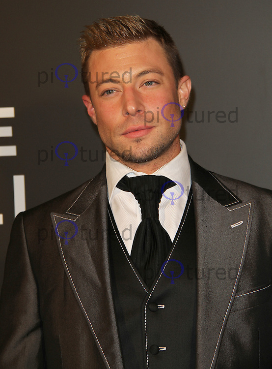 Duncan James Grey Goose Winter Ball to benefit the Elton John AIDS Foundation, Battersea Evolution, London, UK, 29 October 2011:  Contact: Rich@Piqtured.com +44(0)7941 079620 (Picture by Richard Goldschmidt)