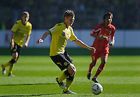 Fussball Bundesliga Saison 2011/2012 8. Spieltag Borussia Dortmund - FC Augsburg Lukasz PISZCZEK (BVB).