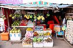 Fruit Stall, Battambang, Cambodia