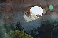 Tunnel Arch, Arches National Park, Utah, US