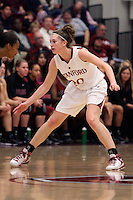 STANFORD, CA - JANUARY 10:  Hannah Donaghe of the Stanford Cardinal during Stanford's 102-53 win over Washington State University on January 10, 2009 at Maples Pavilion in Stanford, California.