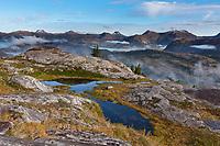 Western Prince William Sound, Chugach National Forest, Chugach mountains, Alaska.