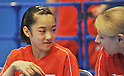 Rie Tanaka (JPN), JULY 2nd, 2011 - Artistic Gymnastics : JAPAN CUP 2011, Women's Team competition at Tokyo Metropolitan gymnasium, Tokyo, Japan..(Photo by Atsushi Tomura/AFLO SPORT) [1035].