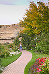 The Idaho Botanic Garden is a living museum, dedicated to the advancement and appreciation of gardening, horticulture and conservation, through plant collections and education programs within an aesthetic landscape.