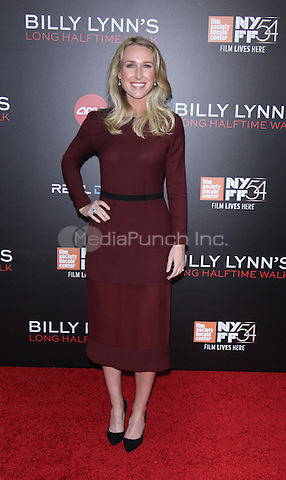 NEW YORK, NY-October 14:Laura Lundy Wheale at NYFF54 Special Wortldf Premiere Presentation Billy Lynn's Halftime Walk at AMC Lincoln Square in New York.October 14 , 2016. Credit:RW/MediaPunch