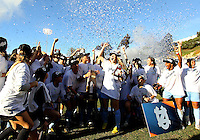 UNC Women's Soccer vs Penn State, NCAA Finals, December 2, 2012