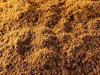 Garam Masala powder - stock photos