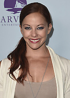 "HOLLYWOOD - OCTOBER 5:  Amy Paffrath at the Los Angeles premiere of ""The Swap"" at ArcLight Hollywood on October 5, 2016 in Hollywood, California. Credit: mpi991/MediaPunch"
