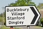 BUCKLEBURY READING BERKSHIRE UK