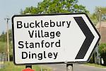 BUCKLEBURY READING BERKSHIRE UK