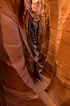 Zebra Canyon in Grand Staircase- Escalante National Monument. Even though this is a popular, easy to reach destination, it is worthwhile (and quite beautiful)