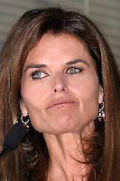Maria Shriver .Susan Saint James receives a Star on the Hollywood Walk of Fame. Los Angeles, CA.June 11, 2008.©2008 Kathy Hutchins / Hutchins Photo .