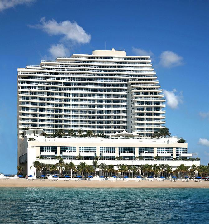Ritz Carlton Fort Lauderdale Architects Arquitectonica 2006