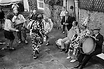 Bellerby Feast, Bellerby Yorkshire England 1973