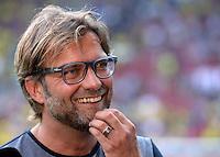Fussball  1. Bundesliga  Saison 2013/2014    FC Augsburg - Borussia Dortmund      10.08.2013 Trainer Juergen Klopp (Borussia Dortmund)