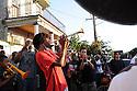 Travis Trumpet Black Hill secondline