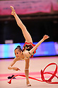 Kiko Yokota (JPN), ..OCTOBER 28, 2011 - Rhythmic Gymnastics : AEON CUP 2011 Worldwide R.G. Club Championships at Tokyo Metropolitan Gymnasium, Tokyo, Japan. (Photo by Jun Tsukida/AFLO SPORT) [0003]