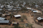 A portion of the Dadaab refugee camp in northeastern Kenya. Many of the refugees living here have made Dadaab their home for two decades, yet tens of thousands of newly arrived Somalis have swelled the population of what was already the world's largest refugee camp.