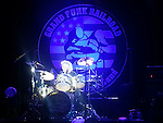 Grand Funk Railroad performing live at Orleans Casino April 20, 2013. Don Brewer