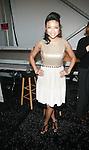 TV Personality Jeannie Mai Backstage at BCBGMAXAZRIA Fall 2012 Runway Show Mercedes-Benz Fashion Week, NY   2/9/12