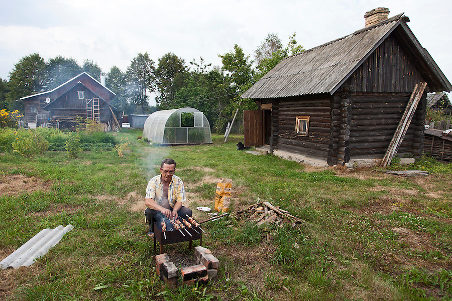 Russian Village In Russian 7