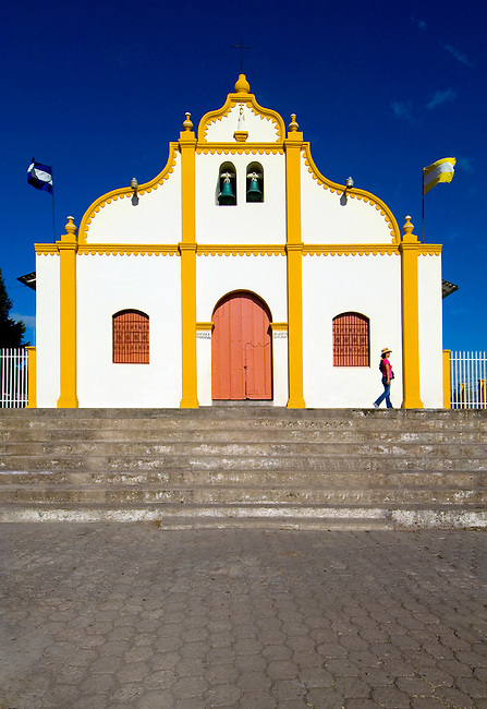 The Spanish colonial church in<br />