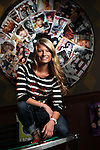 Mixologist Ashley Cannistraci at Kickstand Pub.(Jodi Miller/Alive)