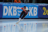 SPEED SKATING: STAVANGER: Sørmarka Arena, 31-01-2016, ISU World Cup, 1000m Ladies Division A, Karolina Erbanová (CZE), ©photo Martin de Jong