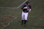 Mississippi's Miles Hamblin (24) scores vs. Murray State in college baseball action at Oxford-University Stadium in Oxford, Miss. on Tuesday, April 27, 2010.