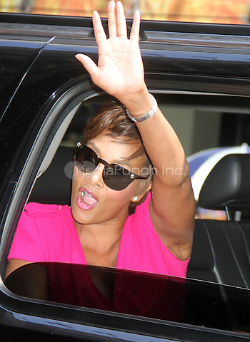 NEW YORK CITY,NY - AUGUST 02, 2012: Vivica A Fox at Good Afternoon America in New York City. © RW/MediaPunch Inc.