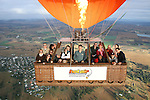 20110703 Sunday 3rd July Gold Coast Hot Air Ballooning