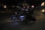 Christmas parade in Oxford, Miss. on Monday, December 3, 2012.