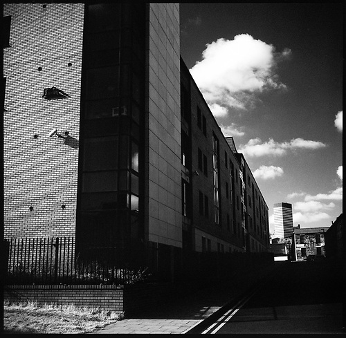 Office Building, Sheffield 2013 by Paul Cooklin