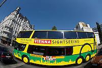 Fisheye on Vienna