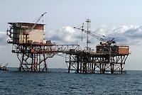 Piattaforme per estrazione di gas