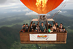 20111215 Hot Air Balloon Gold Coast 15 December