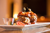 Raleigh, North Carolina - Wednesday February 24, 2016 - Beltline sliders at Taste in Raleigh.