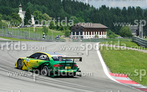 05.06.2011, Red Bull Ring, Spielberg, AUT, DTM Red Bull Ring, im Bild Martin Tomczyk, (GER,  Audi Sport Team Phoenix) // during the DTM race on the Red Bull Circuit in Spielberg, 2011/06/05, EXPA Pictures © 2011, PhotoCredit: EXPA/ S. Zangrando