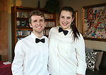 Sam Flynn and Leah Lane attends The Drama League: Meet The Directing Fellows <br />
