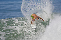ANTHONY WALSH (AUS)  surfing at Off The Wall-Backdoor, North Shore of Oahu, Hawaii. Photo: joliphotos.com