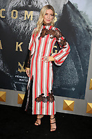 """HOLLYWOOD, CA - MAY 8: Annabelle Wallis at the premiere Of Warner Bros. Pictures' """"King Arthur: Legend Of The Sword"""" at the TCL Chinese Theatre In California on May 8, 2017. Credit: David Edwards/MediaPunch"""
