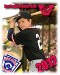 2012 Burlington American Reds