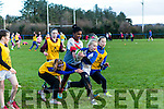 "Tralee Rugby Club National School's Girls' Rugby ""Give it a Try at O'Dowd Park, Tralee, on Tuesday."