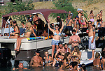 Partying & Boating at Lake Havasu for People Magazine