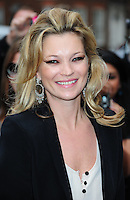 Kate Moss at the Topshop store opening in Knightsbridge, London..