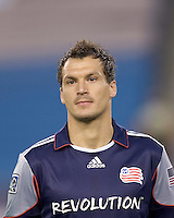 New England Revolution midfielder Marko Perovic (29). The Colorado Rapids defeated the New England Revolution, 2-1, at Gillette Stadium on April 24, 2010.